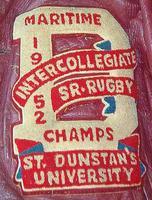 Football Jacket Crest