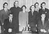 Maritime Intercollegiate Debating Champions 1953-1954