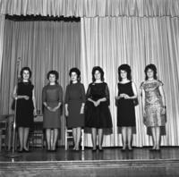 1963 Winter Carnival Queen Contestants