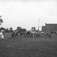 Envelope 13 SDU-Football 1962 I