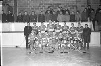 SDU Hockey Team 1961-1962