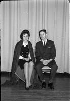 King and Queen Freshman Class 1961-1962