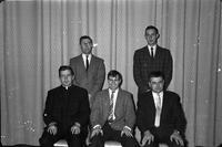 SDU Band Executive 1961-1962