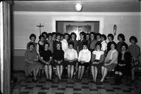 Freshmen (Female) Class 1961-1962