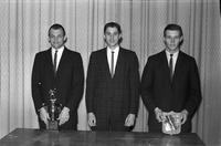 Athletic Award Winners 1961-1961