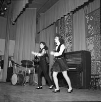 Tap Dancing Duo
