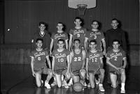 SDU Junior Varsity Basketball Team 1961-1962