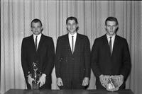 Athletic Award Winners 1961-1961