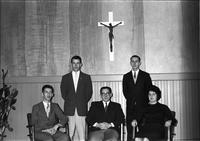 Canadian Catholic Students' Mission Crusade 1961-1962