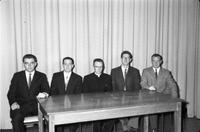 Maritime Intercollegiate Debating League Team 1961-1962